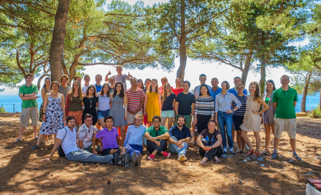 RSSSO2016 group photo